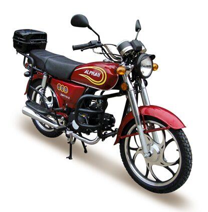 Мопед авм alpha ii 110cc