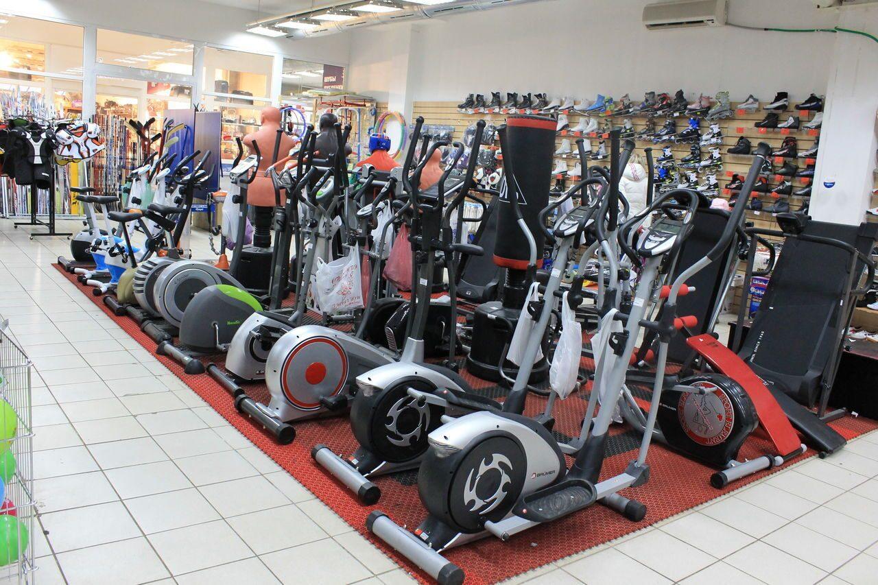 Магазин Спорт Тренажеров