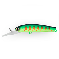 JS-256#GC01S Воблер Strike Pro Solid Tail Deep 66-S тонущий 6,6 см 7,2 гр Загл. 2,0м